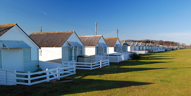 Dunster Beach Huts