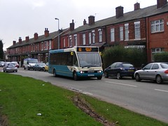 Arriva North West 665 CX57CYV Peel Green by Pimlico Badger