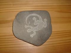 ..lizard  rock..