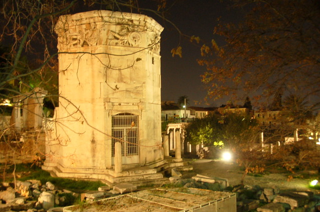 Roman Agora and Tower of the Winds  Flickr - Photo Sharing!