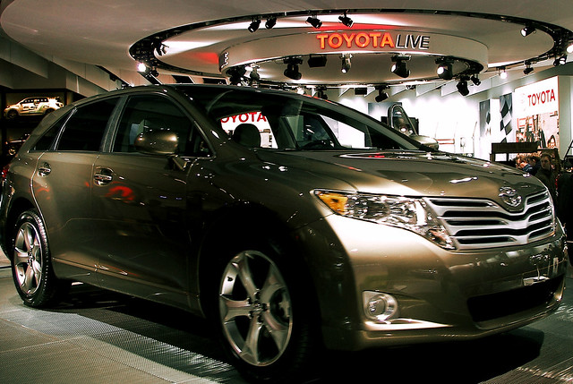 Toyota Venza Flickr Photo Sharing