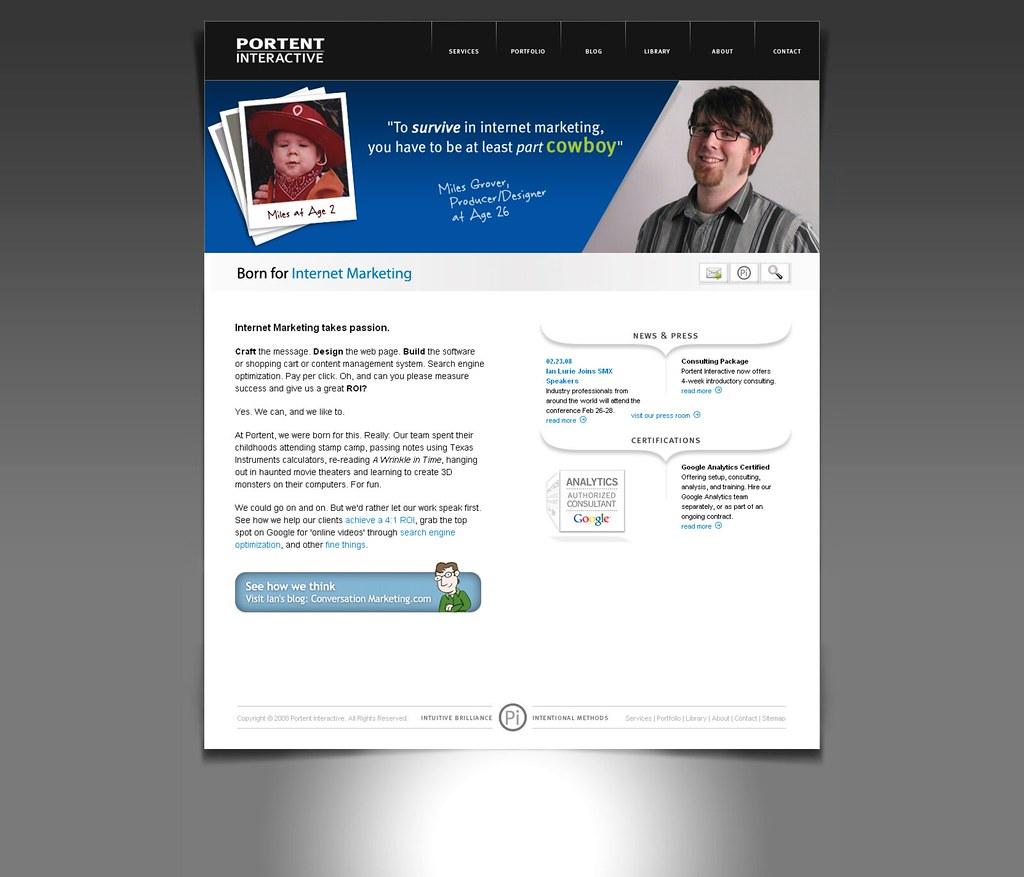 Portent Interactive   grom   Flickr
