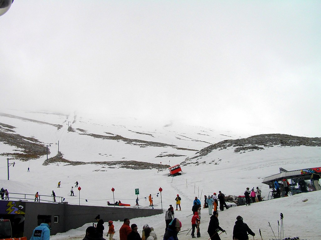 Parnassos Ski Slopes
