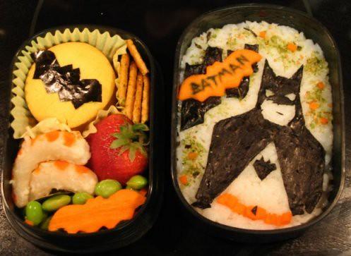 http://easybentoboxrecipes.blogspot.com/2013/11/nori-batman-bento-box-recipe.html