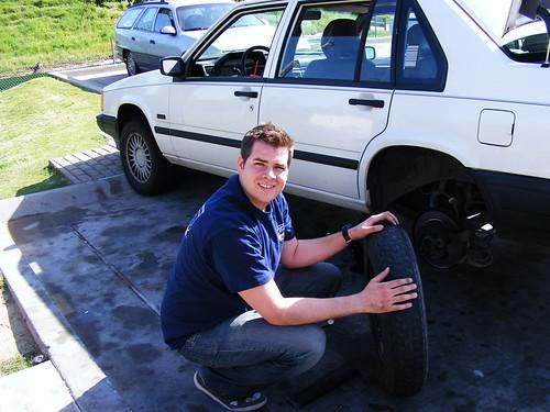 Flat Tire 2