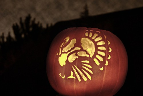 Creative pumpkin carving designs inspirationfeed