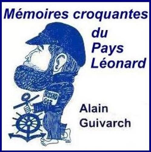 Caricatures au Pays Léonard par Alain Guivarch