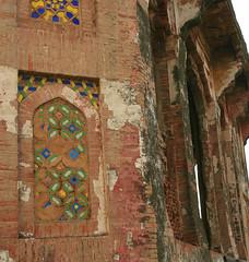 Tiles, Shahi Qila (Lahore Fort)