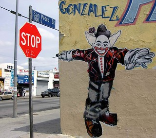 Gonzalez Clown