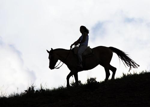 Horseback Ride up Los Cerros: Estancia Dos Lunas
