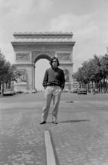 Viajes: Francia, 1971.