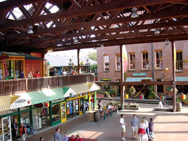 Market Square Food Court Kitchener