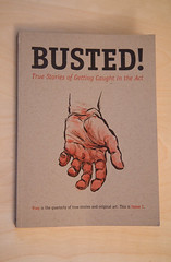 Fray Issue 1: Busted!