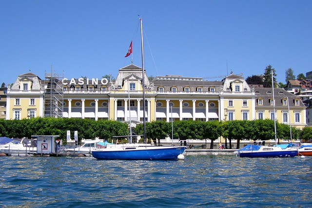 Luzern casino jobs