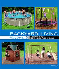 tent(0.0), backyard(1.0), playhouse(1.0), outdoor play equipment(1.0), swimming pool(1.0), play(1.0), leisure(1.0), playground(1.0),