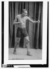 [Boxer George Robinson] (LOC)