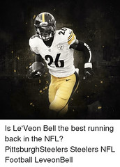 link►http://ift.tt/2lz6Pcs, Is #leveonbell the #bestrunning back in the #nfl? pittsburghsteelers steelers nfl football leveonbell