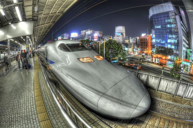 Bullet@Nagoya