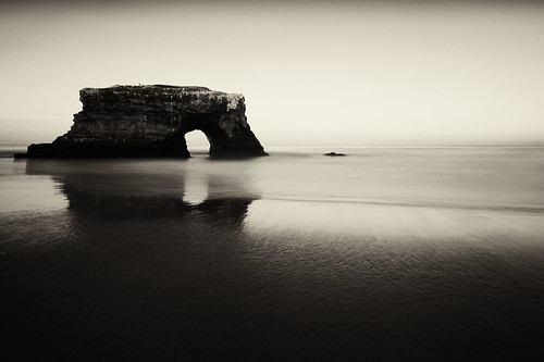 Natural Bridges in mono