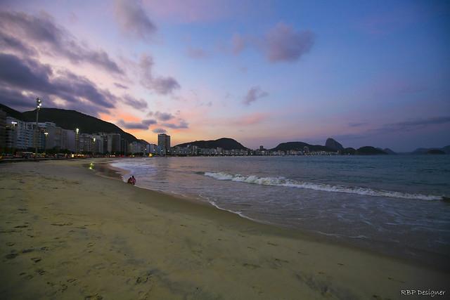 Plage de Copa - Copacabana