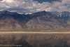 Owens Lake and the Sierra Crest by Robin Black Photography