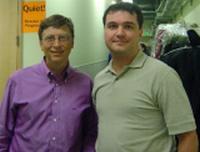 Ricardo Vargas - Bill Gates