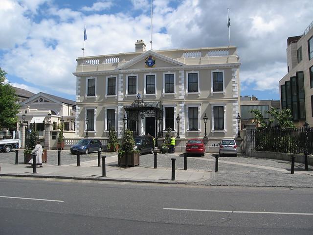 Mansion House Dublin Round Room