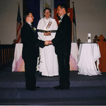 Our Commitment Ceremony (Holy Union) at MCC Church