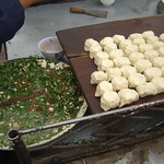 Preparing Dumplings - Kashgar, China