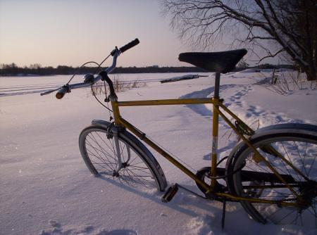 Finlandia con la B: mi bicicleta
