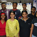 Iresha with Eurocenter members