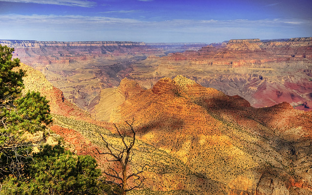 Grand Canyon by Flickr CC Wolfgang Staudt