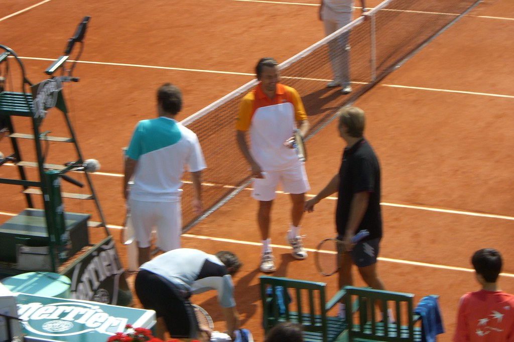 Leconte, Pioline and Champion