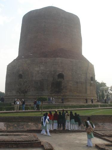 Ashoka Pillar阿育王石柱遺跡1-11