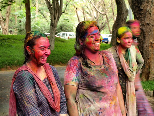The holi spirit