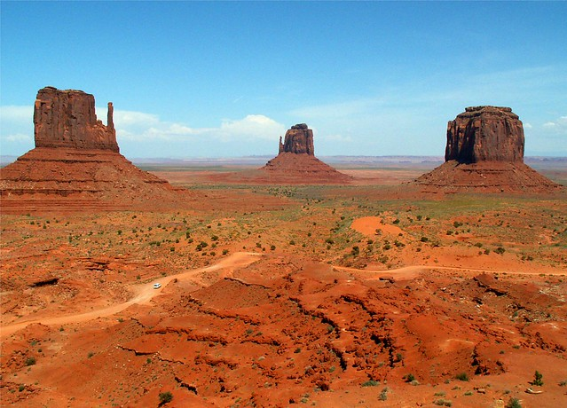 Glorious Monument Valley