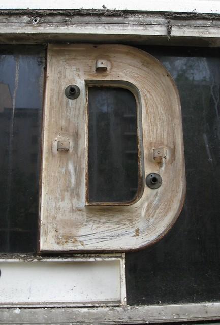 dismantled neon letter flickr photo sharing. Black Bedroom Furniture Sets. Home Design Ideas