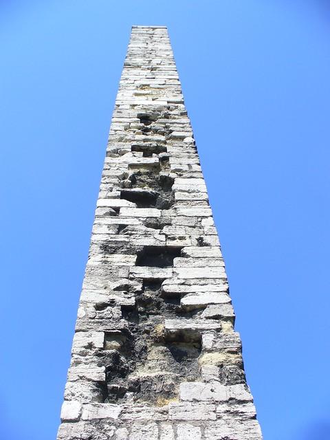 Rough Stone Obelisk  Flickr - Photo Sharing!