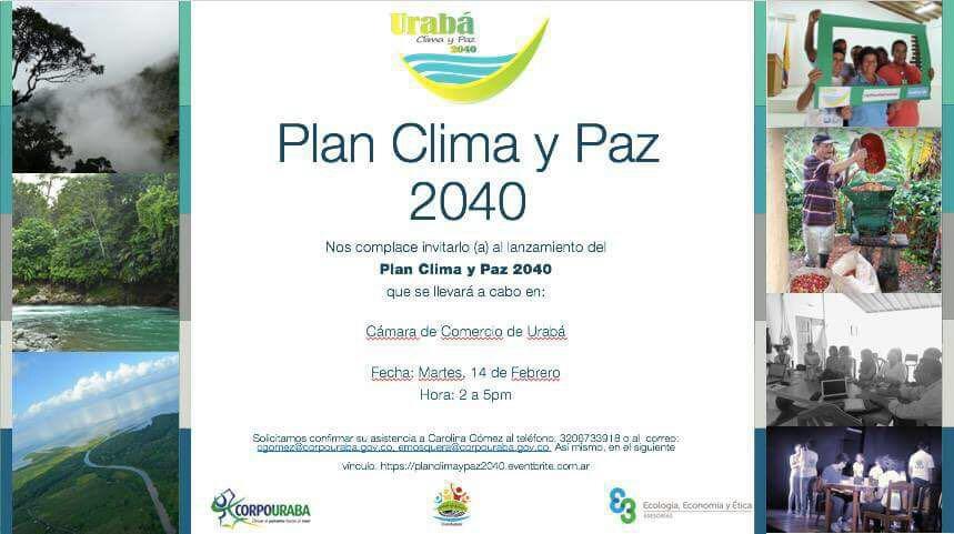 Autoridades Ambientales Regionales le apuestan al cambio climático
