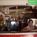 El merendero - Small food stand; San Luis, Comayagua, Honduras