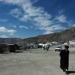 Murghab Market Street - Murghab, Tajikistan