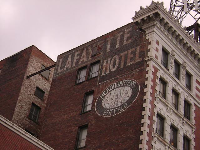 lafayette hotel in buffalo  ny