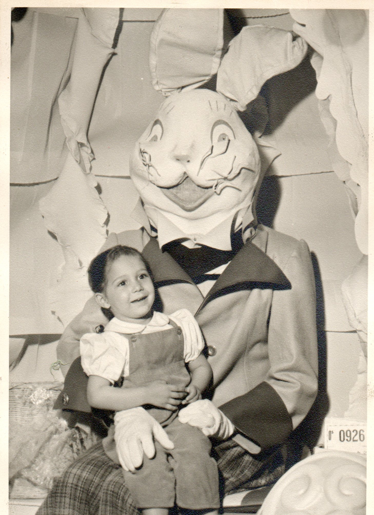 Scary Easter Bunny Photos Scary easter b