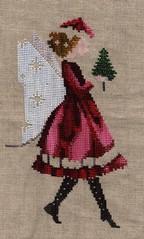 Mirabilia - The Christmas Elf Fairy