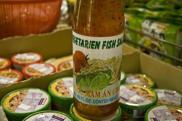 Vegetarian fish sauce flickr photo sharing for Vegetarian fish sauce