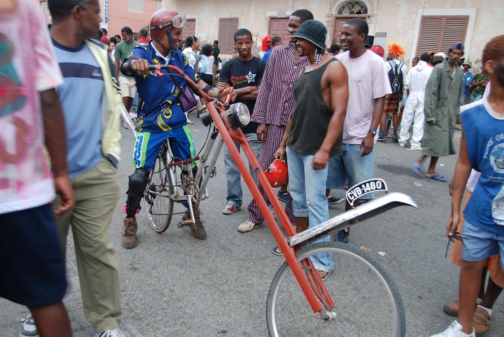 Carnaval de Mindelo - Cap-Vert - Chips version Mindelo