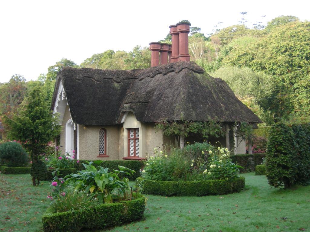 Image result for knockreer house