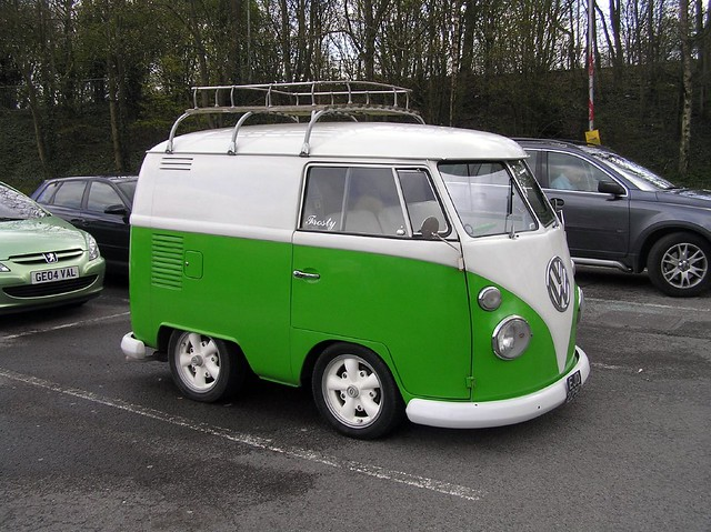 Mini VW  van