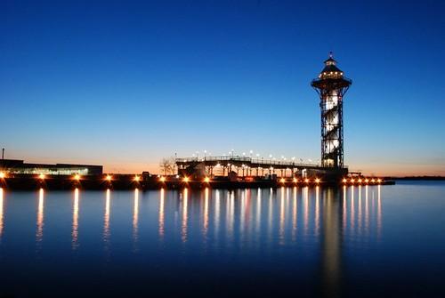 lake tower bay dock lakeerie pennsylvania landing pa erie eriepa dobbinslanding bicentennialtower eriepennsylvania publicdock