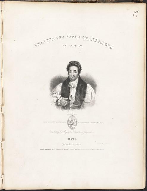 Header of Solomon Alexander